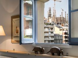 Anima Apartments Diagonal, apartamento em Barcelona