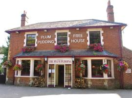 Plum Pudding, hotel in Abingdon