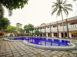 OYO 370 Hotel Sofia Pangandaran, hotel in Pangandaran