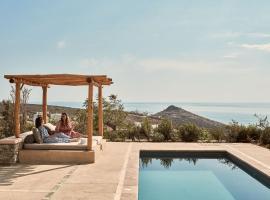 Diles & Rinies, hotel near Agios Fokas Beach, Tinos Town