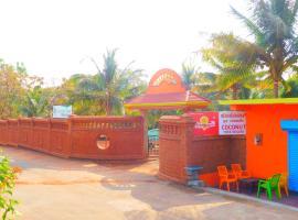 Coconut Tree Resort, hotel in Gokarna