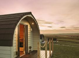 Braeside Retreats, hotel with jacuzzis in Thurso