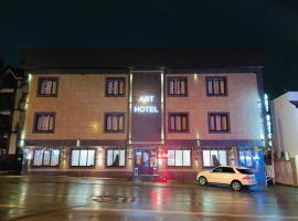 Art Hotel, отель в Ессентуках