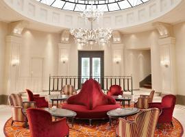 Hôtel Château Frontenac, hotel in Paris