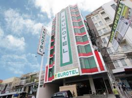 Eurotel Angeles, hotel in Angeles