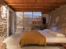 house λ, hotel near Lalaria Beach, Skiathos