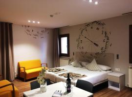 Apartamentos Turísticos Pueri Cantores, apartamento en Burgos