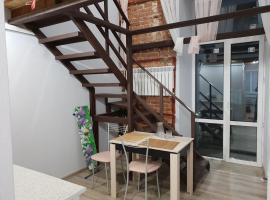 Loft-Apart-квартира on Sokolova 20, апартаменты/квартира в Ростове-на-Дону