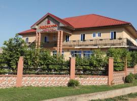 Parigha Hotel Restaurant & Pub, hotel in Accra