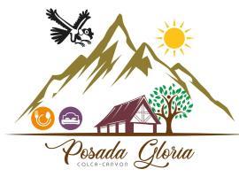 Posada Gloria, hotel in Tapay