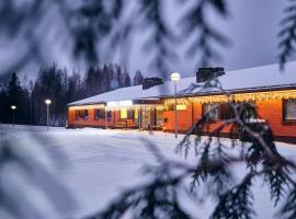 Hotelli Pielinen, hotel in Vuonislahti