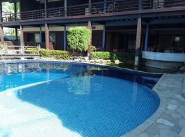 Charme Hotel Guarujá Frente Mar, hotel no Guarujá