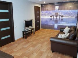 Apartment on Bazhenova 34, отель в Рыбинске