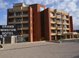 Grand Winston Hotel, hotel near Egerton University, Nakuru
