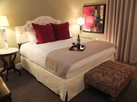 The English Inn, hotel v destinaci Dimondale