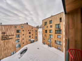 Aparthotel Svatý Vavřinec, wellness hotel v destinaci Pec pod Sněžkou