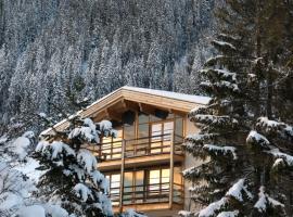 Chalet Griffin, hotel in Sankt Anton am Arlberg