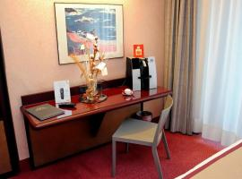 Gotha Hotel Turin Airport, hotel in Ciriè