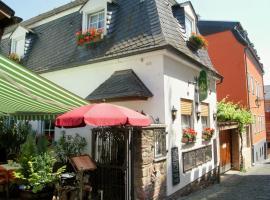 Zur Lindenau, Hotel in Rüdesheim am Rhein