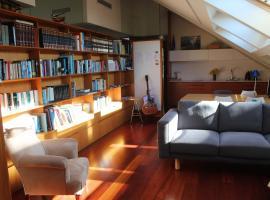 A casa Rosa- Ático, apartamento en Vigo