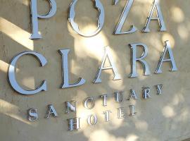 Poza Clara Sanctuary, hotel in Bacalar