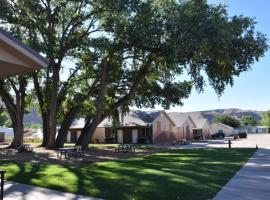 Zion's Camp and Cottages, vacation home in La Verkin