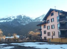 Apartment Lora Alpik, accessible hotel in Krasnaya Polyana