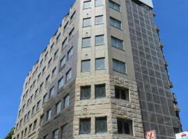 チェックイン松山、松山市のホテル