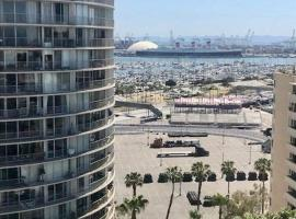 ENVITAE 2br 2b Lux Steps To Convention Center, apartment in Long Beach