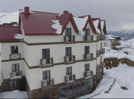 Hotel Ereto, отель в Гудаури