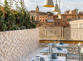 Condominio Monti Boutique Hotel, hotel in Rome