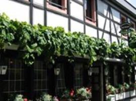 Weingasthaus zum Fährhof, Hotel in der Nähe von: Vierseenblicklift, Winningen