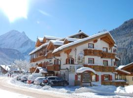 Hotel Andreas, hotel in Canazei
