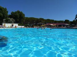 Camping Arcobaleno, campsite in Marina di Bibbona