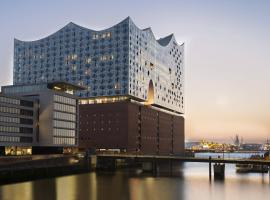 The Westin Hamburg, hotelli Hampurissa