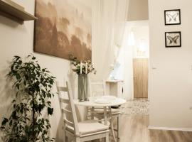 Apartment Preslova, hotel near Dancing House Ginger & Fred, Prague