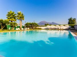 Wine & Resort Bosco De Medici, hotel with pools in Pompei