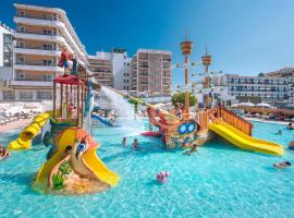Hotel Sorra Daurada Splash, hotel en Malgrat de Mar