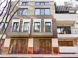 Meriva Apartments, апартамент на хотелски принцип във Варна
