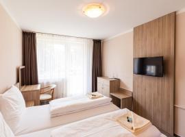 Bed & Breakfast Hotel Perla, hotel v destinaci Nové Mesto nad Váhom