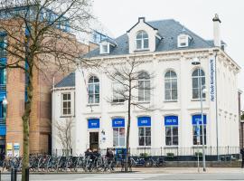 Het Oude Kantongerecht, hotel in Apeldoorn
