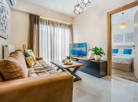 Lemar Luxury Apartments, budget hotel in Hersonissos