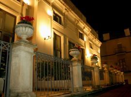 Hotel Villa Cibele, hotel a Catania