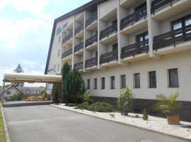 Hotel Bitov, hotel in Bítov