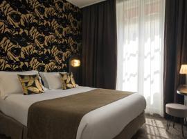 Hotel Voltaire Opera Nantes Centre, hotel near Nantes Atlantique Airport - NTE, Nantes