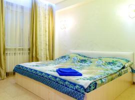 Apartment TwoPillows Dimitrova 5A, отель в Воркуте