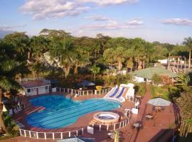 Hotel Campestre Hacienda S J, hotel en Villavicencio