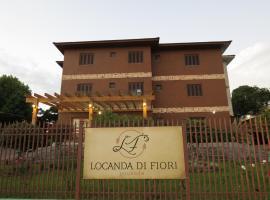 Pousada Locanda Di Fiori, hotel in Gramado