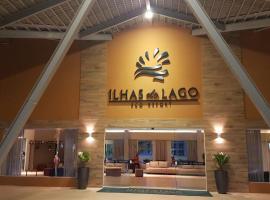ilhas do lago eco resort, hotel near Náutico Praia Clube, Caldas Novas