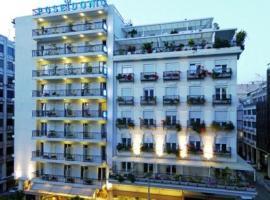 Poseidonio, hotel near Veakeio Theatre, Piraeus